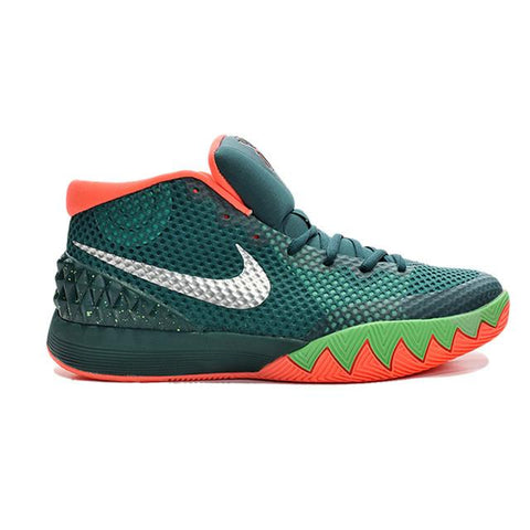 Nike Kyrie Menta Emerald Green Fuchsia Flash White