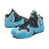 Nike LeBron 11 Gamma Blue Basketball Shoes