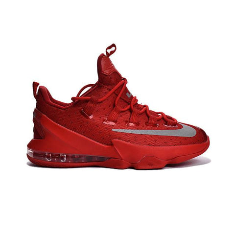NNK LeBron 13 Low Red Men