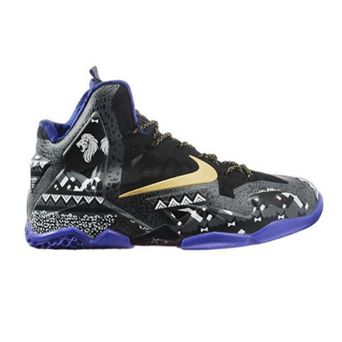 c310f2f3b7a3 ... nike lebron 11 black gold grey blue