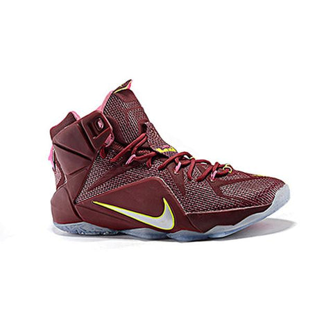 watch 461f8 81f33 ... best price nike lebron 12 brown green c8b49 531c0
