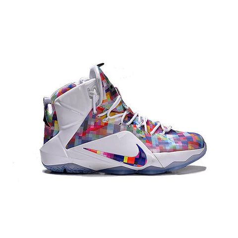 Nike Lebron James 12 Finish Your Breakfast