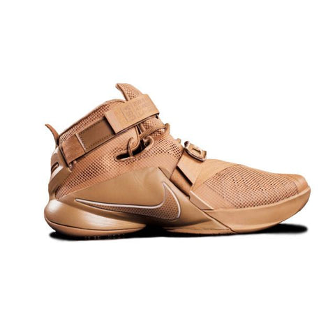 Nike Lebron James Soldier 9 Desert Camo String Men