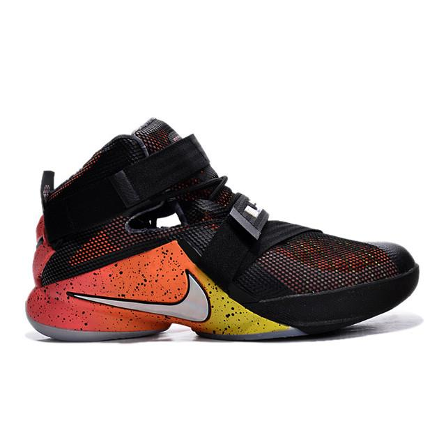 new product e3b56 6ac4c ... nike lebron james soldier 9 rise lebron soldier