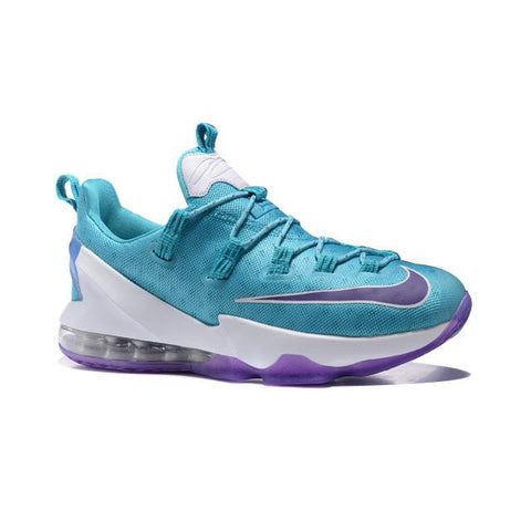 Nike Lebron XIII Low Blue Purple White Men