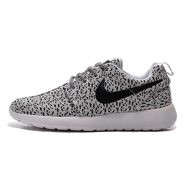 71b63cc45af ... discount code for nike roshe one x yeezy boost 350 grey ghostwhite  black sneaker ceo 95764 ...