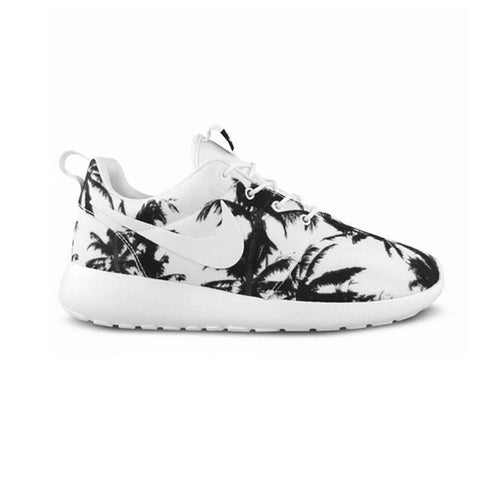 Nike Roshe Run Print Palm Trees