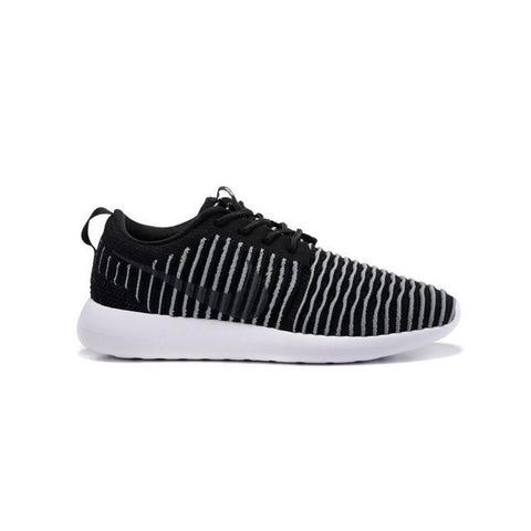 Nike Roshe Two Flyknit Black Grey Men