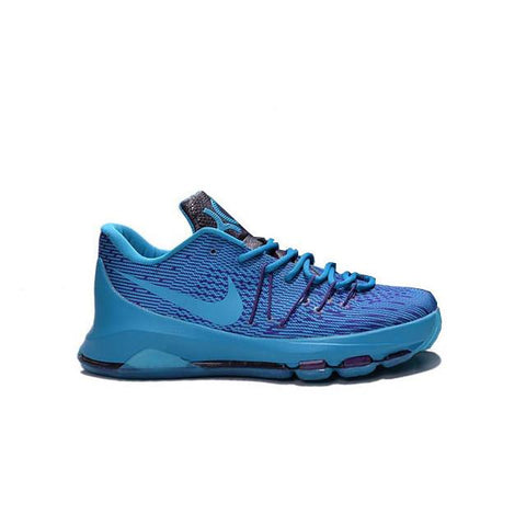 Nike Zoom Kevin Durant VIII Lacquer Blue Black Court Purple