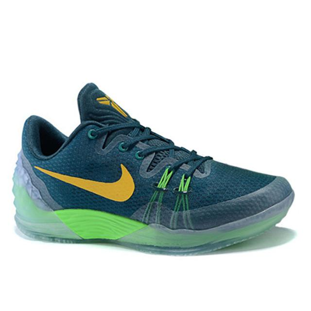 wholesale dealer dfdbf daf99 ... netherlands nike zoom kobe venomenon 5 green orange d70be 315b6