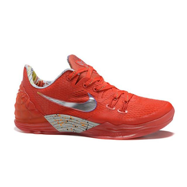huge selection of c3605 b9795 ... New Green Team Orange Bright Citrus  Nike Zoom Kobe Venomenon 5 Orange  Silver ...