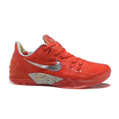 Nike Zoom Kobe Venomenon 5 Orange Silver