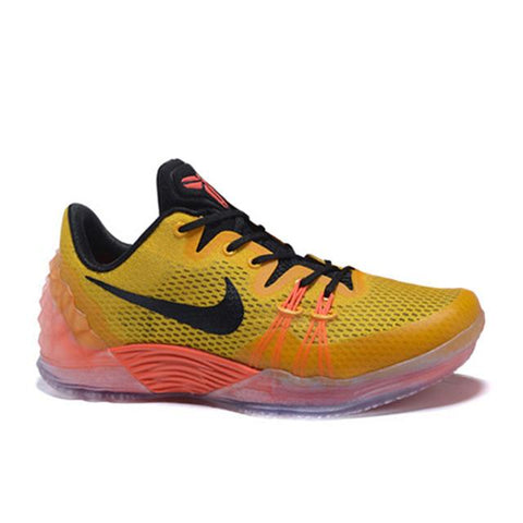 Nike Zoom Kobe Venomenon 5 Orange Yellow Black
