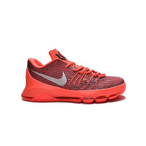 Nike Zoom kevin Durant VIII Bright Crimson Black Whit