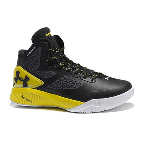 Under Armour ClutchFit Drive II Black Yellow