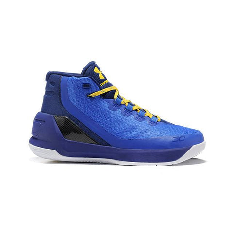 Under Armour Curry 3 Royal Blue Black Men