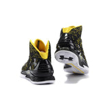 Under Armour Curry One Away Shoes Black Yellow White