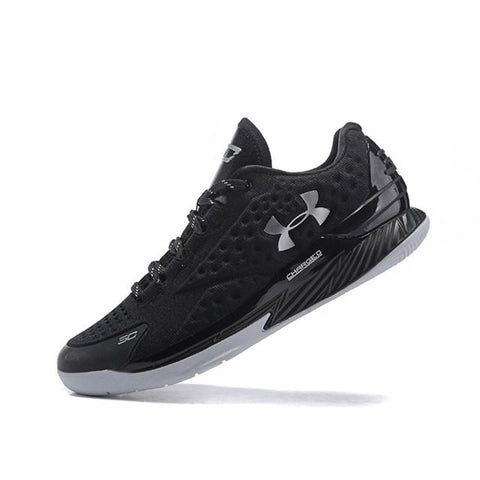 264a073a722 Under Armour Curry One Low Carbon Black Silver Grey – Sneaker-CEO