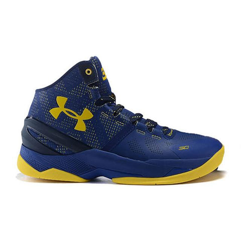 Under Armour Curry Royal Navy