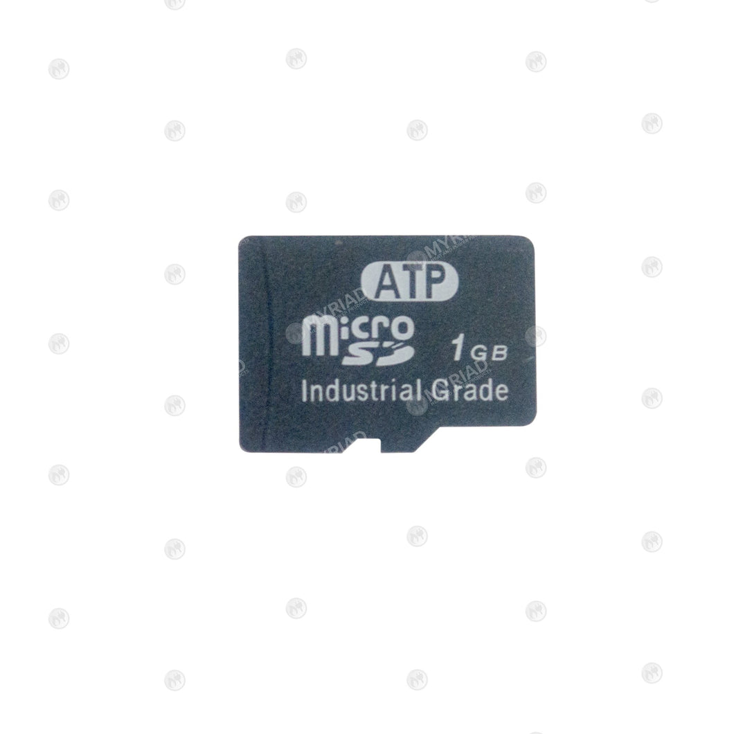 Micro SD memory card (for Gilles Touch Control) - Myriad