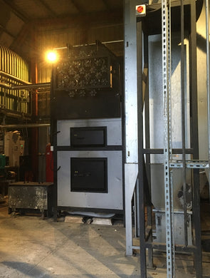 [Used] Froling Lambdamat with RHI - 999kW biomass boiler