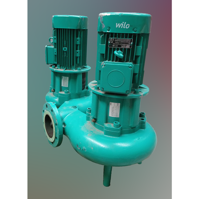 [USED] Wilo CronoTwin DL twin pump