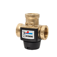 ESBE Range Load Protection Valves VTC311 20-3.2 RP3/4 70°C - ESBE