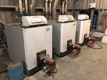[Used] Boilers with RHI - Energy ctr, 3x Gilles 195kW biomass boilers