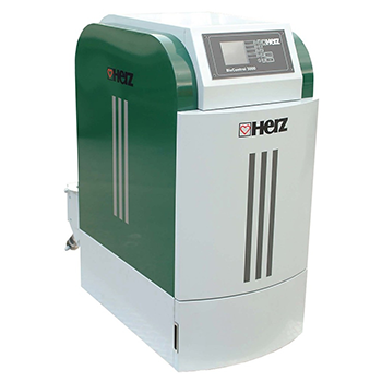 [EX-DISPLAY] Pelletstar 20kW BioControl biomass boiler