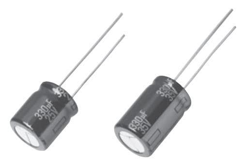 Panasonic Low ESR Capacitors