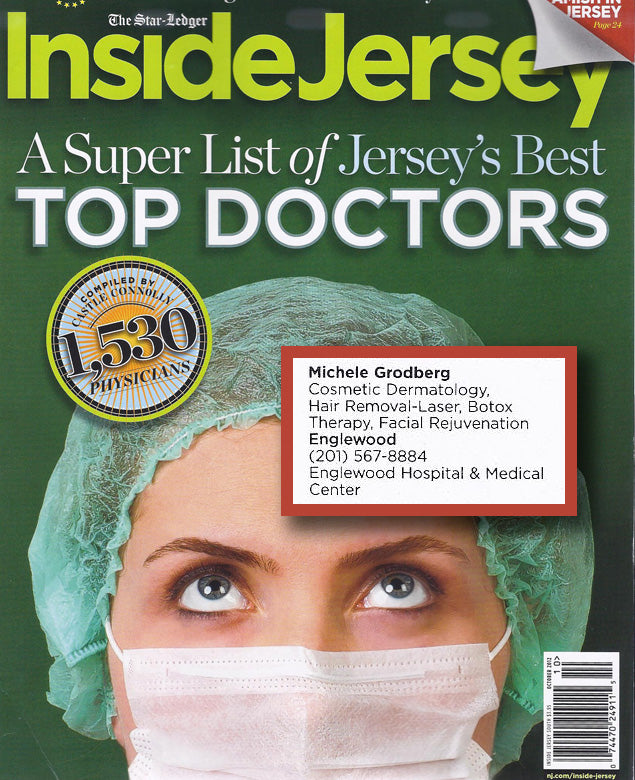 inside Jersey 2012 Top Doctors