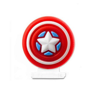 Bone Collection Captain America Lightning Cap PL15101-AME-NDBD Emirates