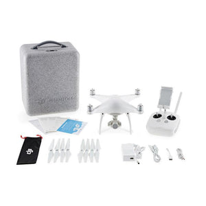 DJI Phantom 4 - Official DJI Refurbished Drone-NDBD Emirates