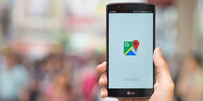google maps location services iphone battery
