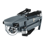 Refurbished DJI Mavic Pro in top side front view