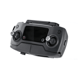 Refurbished DJI Mavic Pro remote control in left side view