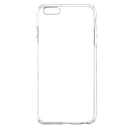 Transparent and thin silicon case for iPhone 6 Plus and 6S Plus