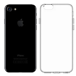 Transparent and thin silicon case for iPhone 7