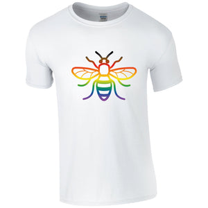 Rainbow Bee T-Shirt