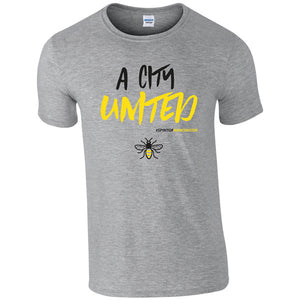 A City United T Shirt