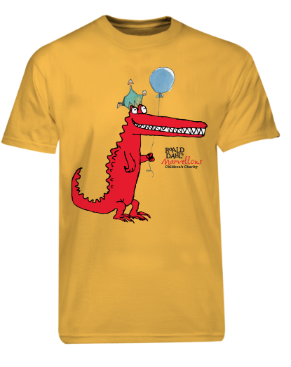 Marvin the Marvellous Crocodile T-Shirt