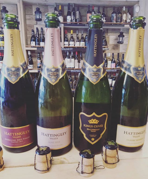 Hattingley Valley Sparkling Wines!!