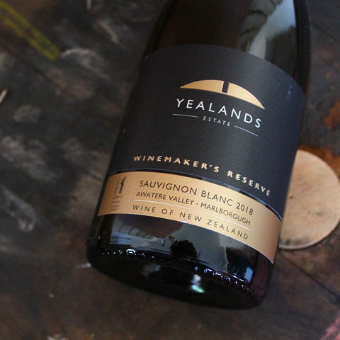 Yealands Estate, 'Winemaker's Reserve' Sauvingnon Blanc, 75CL