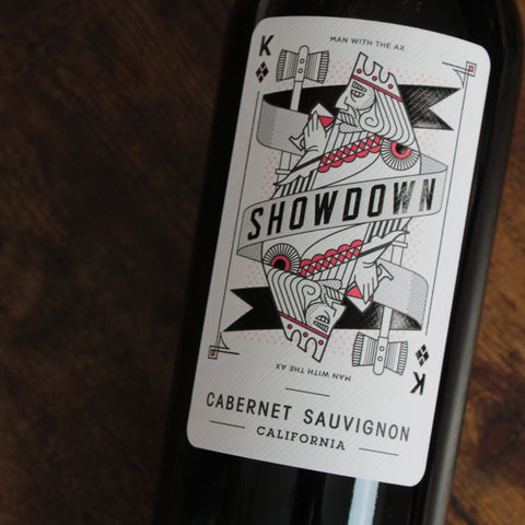 Showdown Vineyards, The Man With The Axe, 75CL