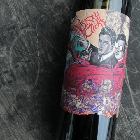 Sixty Clicks, Shiraz/Mataro, 75cl