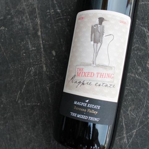 Magpie Estate, 'The Mixed Thing' Red, 75CL