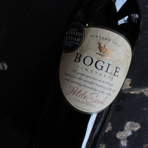 Bogle Vineyards, Petit Sirah, 75CL