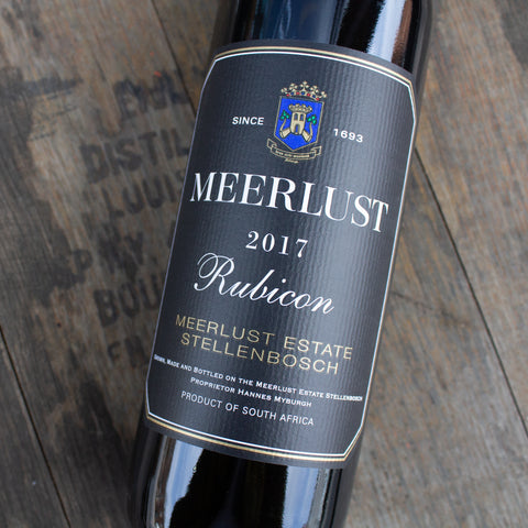Meerlust Rubicon, 75cl