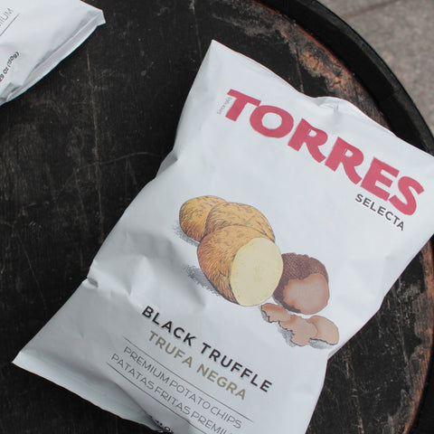 Torres Premium Potato Chips, 150g