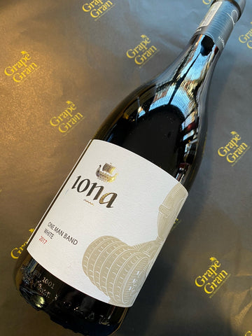 Iona, One Man Band White, 75cl